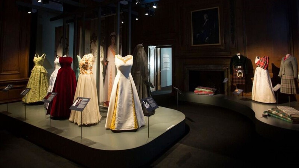 'Fashioning a Reign' exhibition at the Palace of Holyroodhouse
