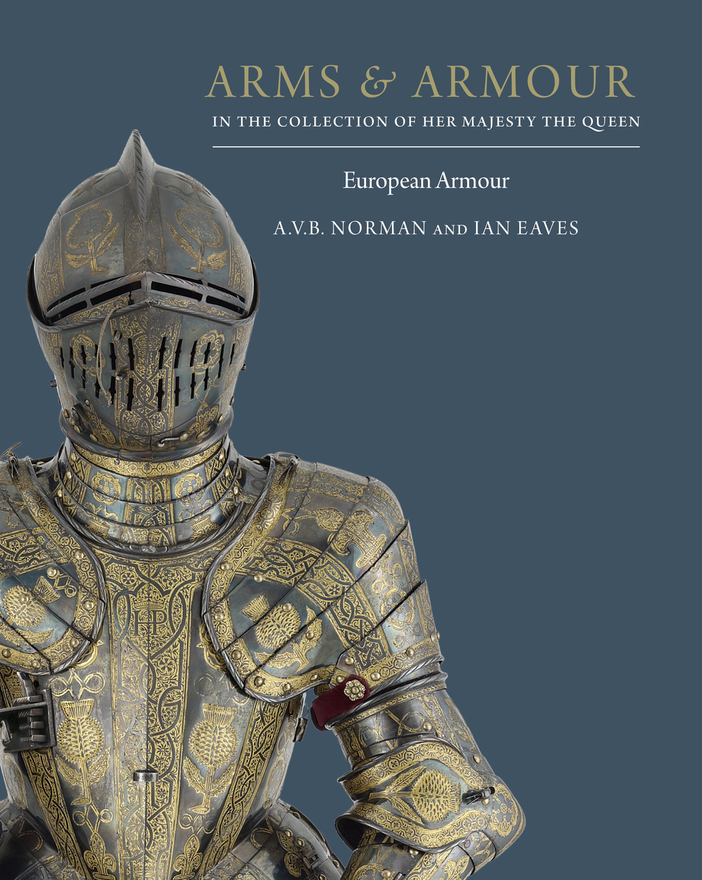 Cover jacket of Arms & Armour