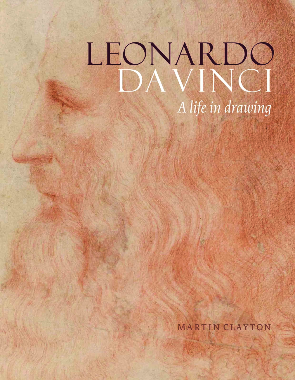 Leonardo: A Life in Drawing book cover