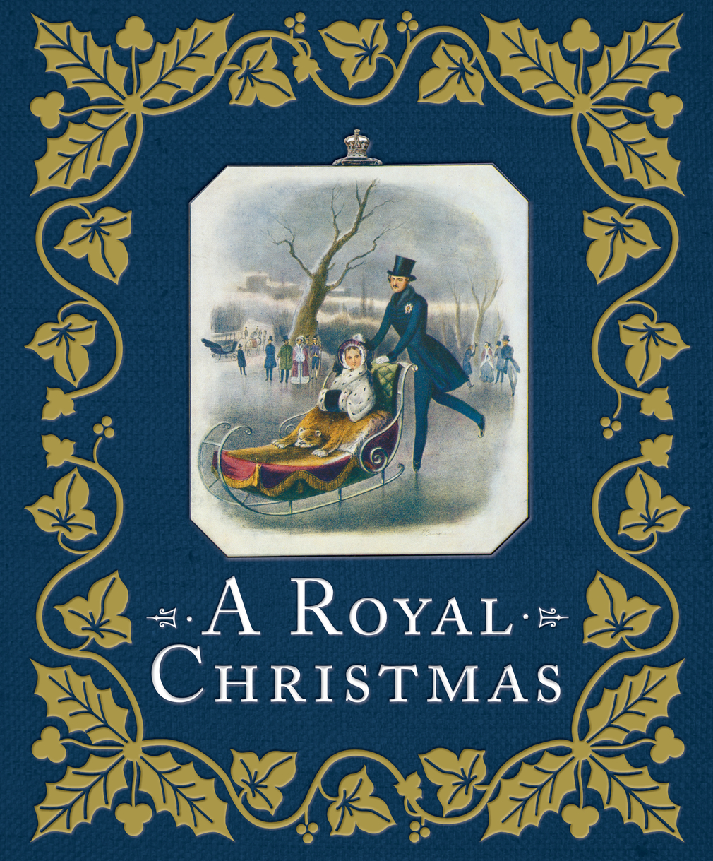 A Royal Christmas cover