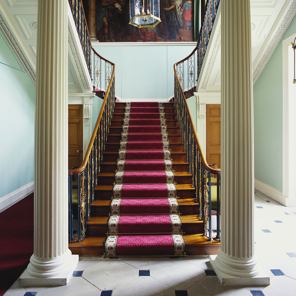 The Staircase at Frogmore House