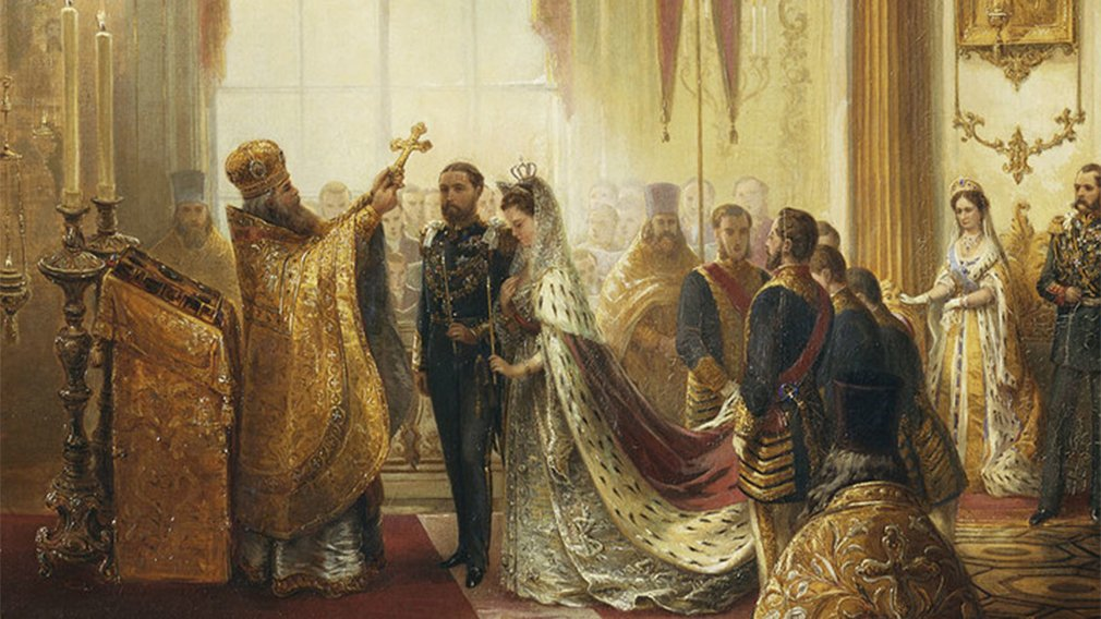 The Marriage of Prince Alfred, Duke of Edinburgh, 23 January 1874