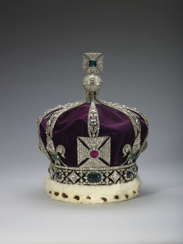 The Imperial Crown of India