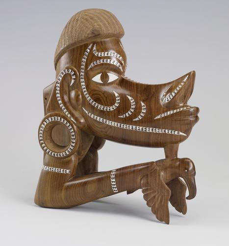 Canoe carving (musu musu)