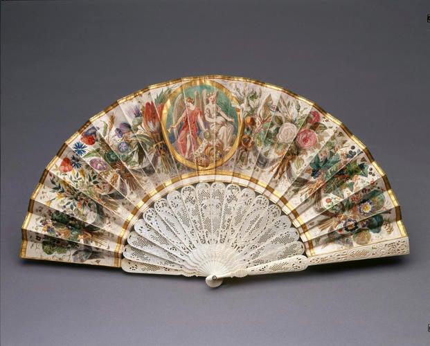 The Princess Royal's fan