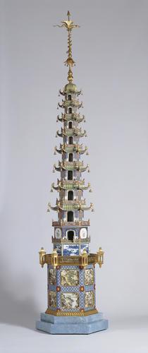 Four Pagodas