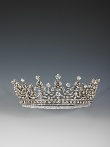 Queen Mary's Girls of Great Britain and Ireland tiara