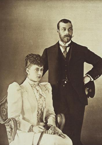 TRH the Duke and Duchess of York