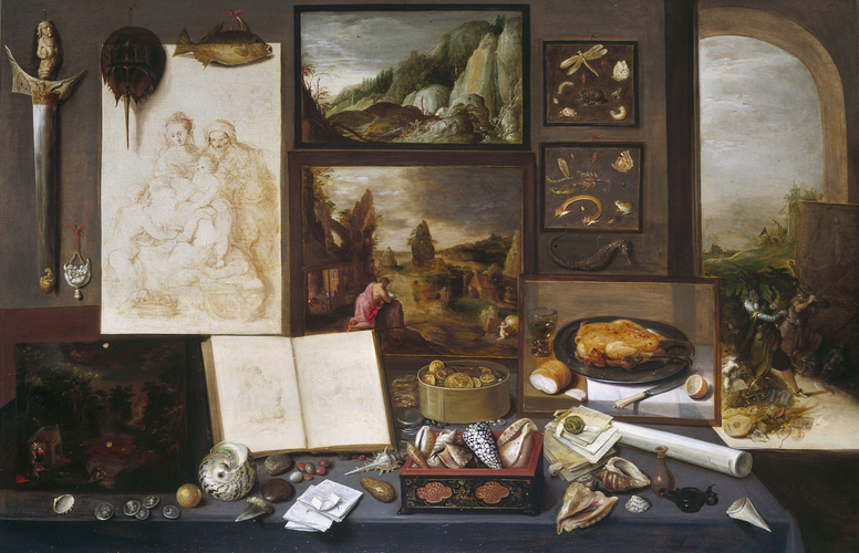The Cabinet of a Collector