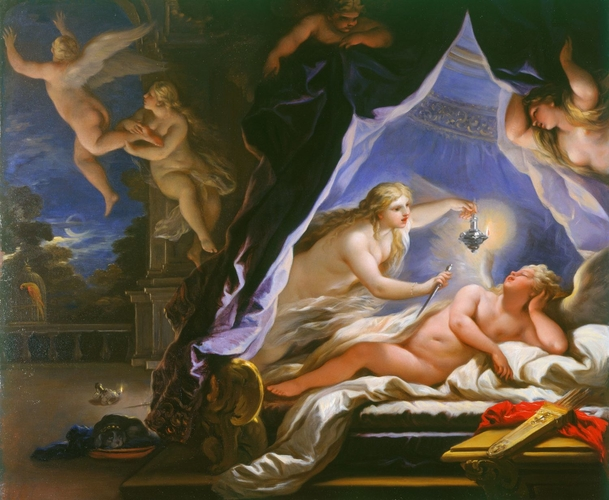 the story of cupid and psyche c 1695 7