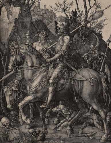 A Knight, Death and the Devil