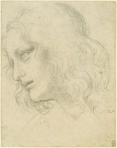 The head of St Philip