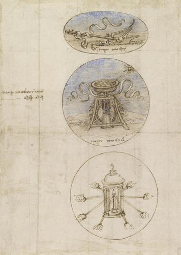 Three emblems