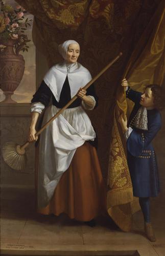 Bridget Holmes (1591-1691)