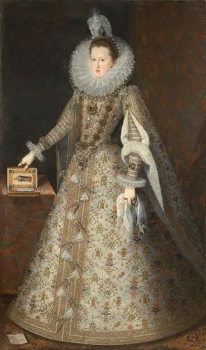 Margaret of Austria, Queen Consort of Philip III of Spain (1584-1611)
