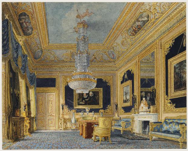 The Blue Velvet Room, Carlton House