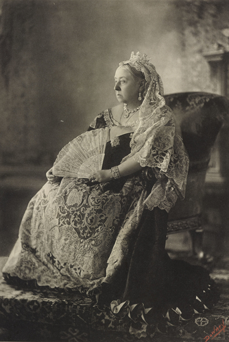 Queen Victoria (1819-1901): Diamond Jubilee portrait