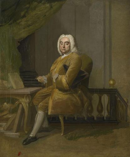 George Frederick Handel (1685-1759)