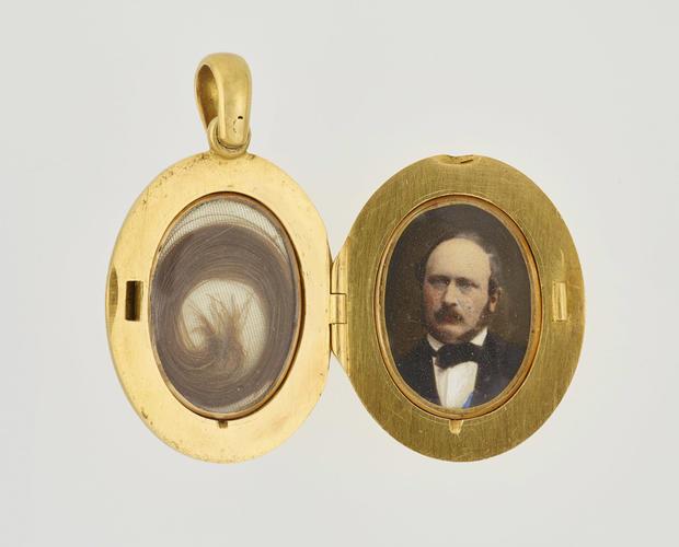 Queen Victoria's Locket