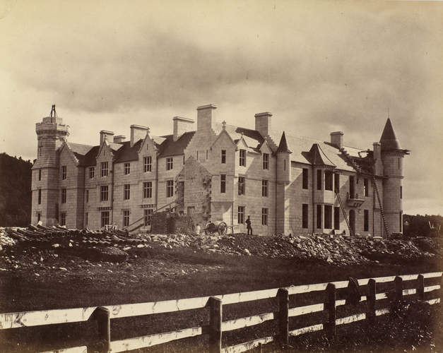 The New Castle at Balmoral