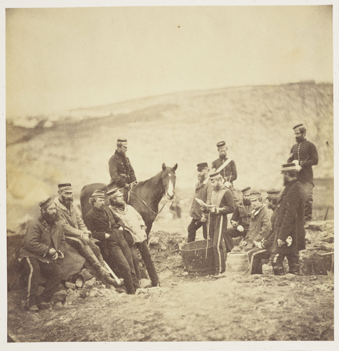 Officers 8th Hussars