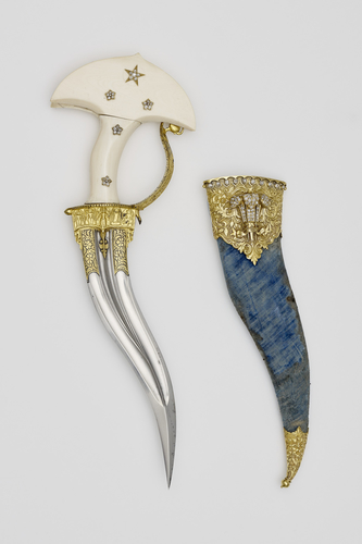 Master: Dagger and scabbard