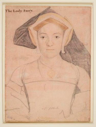 Frances, Countess of Surrey (1517-1577)