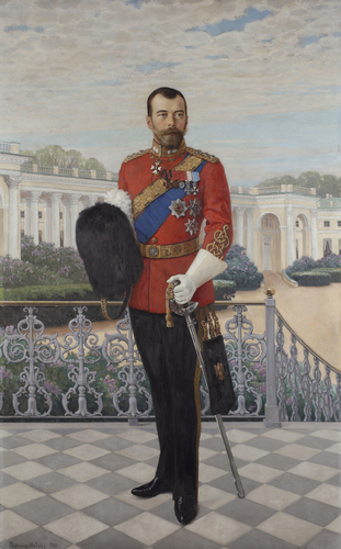Nicholas II (1868-1918), Emperor of Russia
