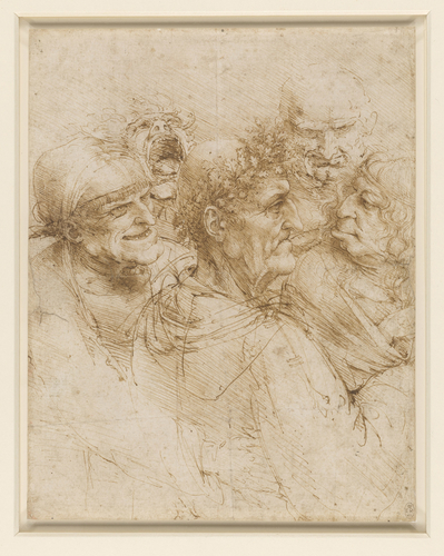 Recto: A man tricked by Gypsies. Verso: An inscription describing evil men