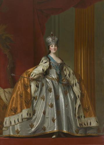 Catherine II (1729-96), Empress of Russia