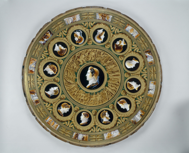 Table of the Great Commanders of Antiquity
