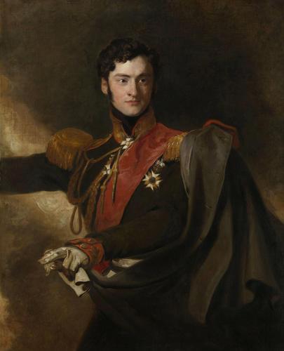 Alexander Ivanovitch, Prince Chernichev (1786-1857)