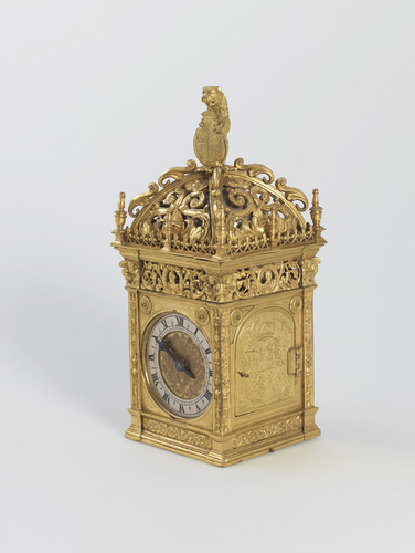 Anne Boleyn Clock