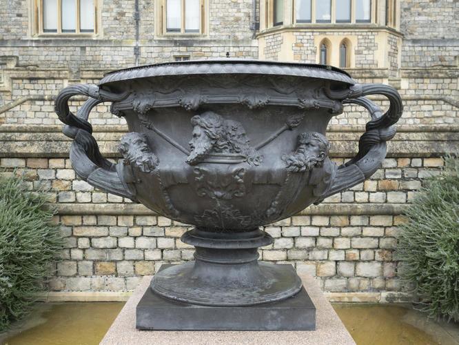 Replica of the Warwick Vase