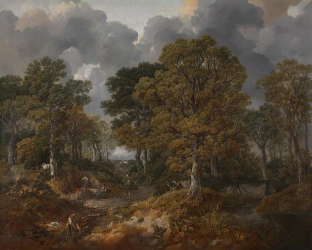 Cornard Wood, near Sudbury, Suffolk