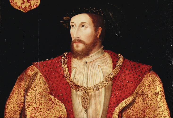 James V of Scotland (1512-42)