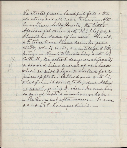 Queen Victoria's Journal, RA VIC/MAIN/QVJ (W)