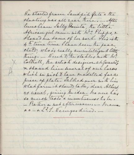 Queen Victoria's Journal, RA VIC/MAIN/QVJ (W)