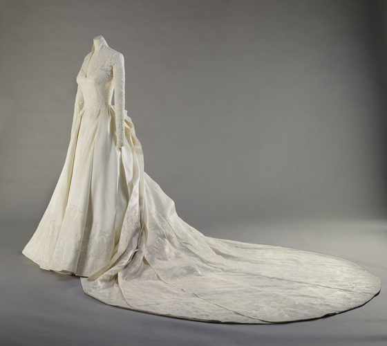 HRH The Duchess of Cambridge's Wedding Dress