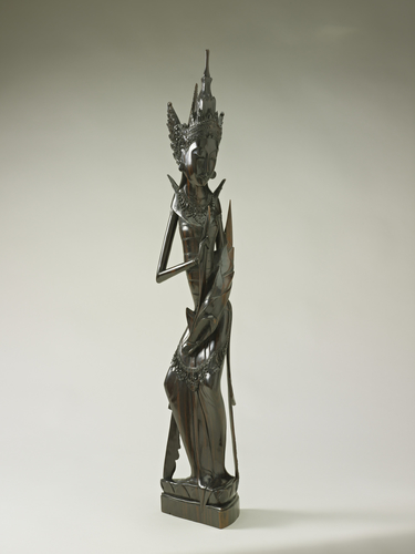 Standing figure of Dewi Sri