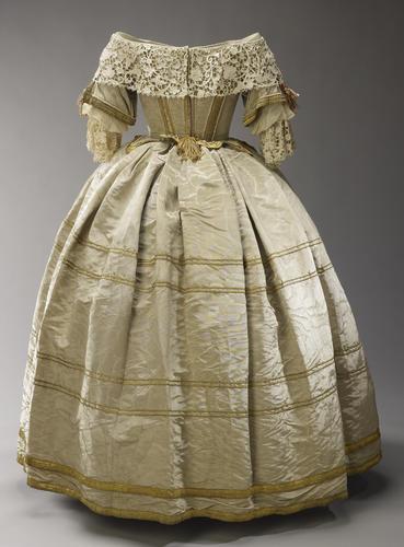 Queen Victoria's Costume for the Stuart Ball