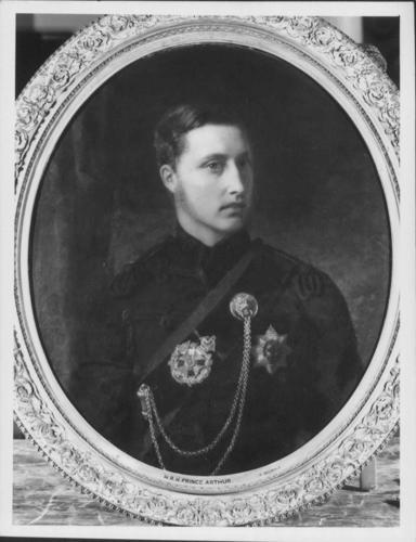 Prince Arthur, Duke of Connaught (1850-1942)