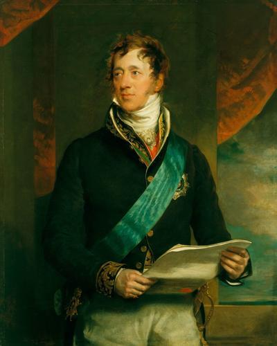 Ernest Frederick, Count Munster (1766-1839)