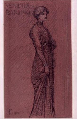 The Hon. Venetia Baring