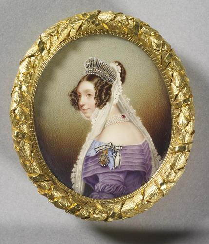 Frederica, Duchess of Cumberland, Queen of Hanover (1778-1841)