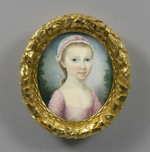 Princess Sophia Matilda of Gloucester (1773-1844) when a Child
