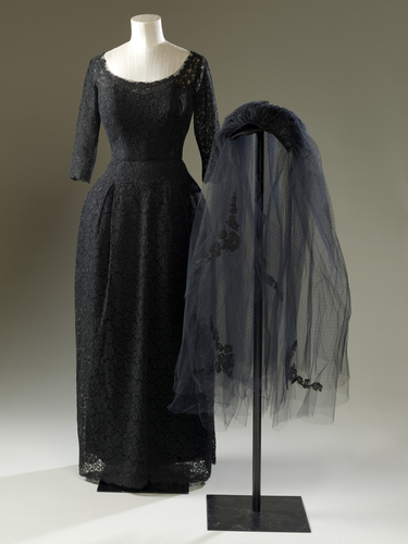 Dress worn during State Visit to Italy