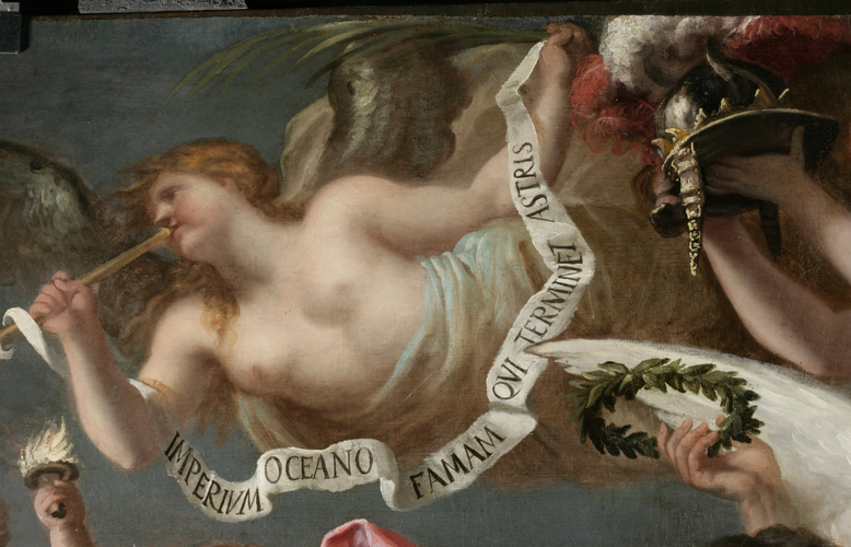 The Sea Triumph of Charles II