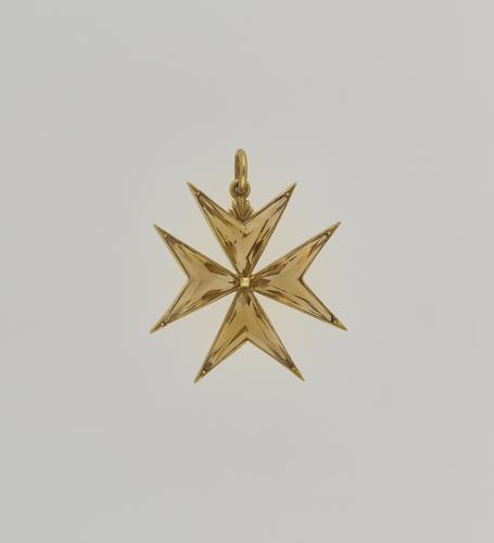 Badge of the Order of St John of Jerusalem