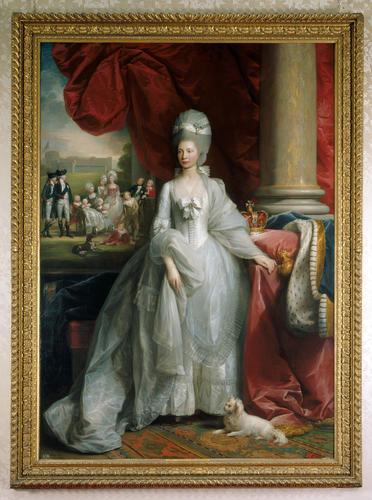 Queen Charlotte (1744-1818)